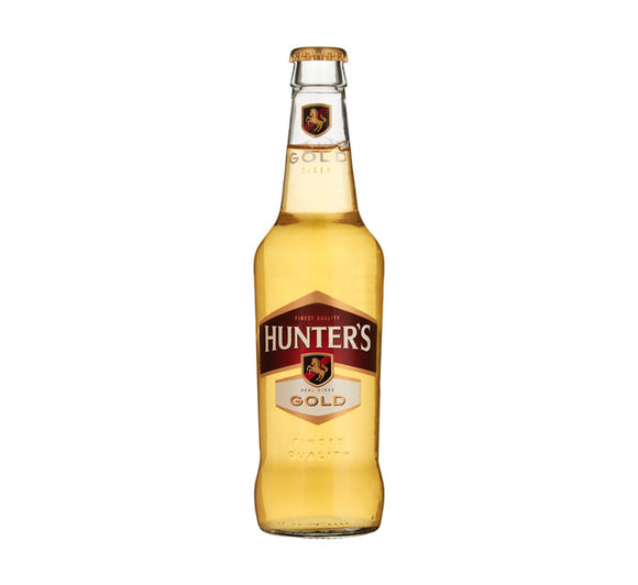 HUNTERS Gold Twist NRB (6x330ml)
