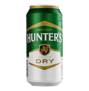 HUNTERS Dry Can (6x440ml)