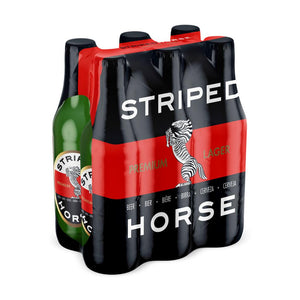 STRIPED HORSE - Lager - 330ml