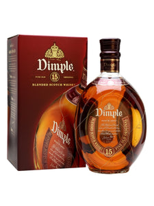 DIMPLE - 15YO Whiskey (1 x 750ml)
