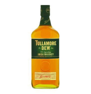 TULLAMORE DEW Irish Whiskey (1 x 750ml)