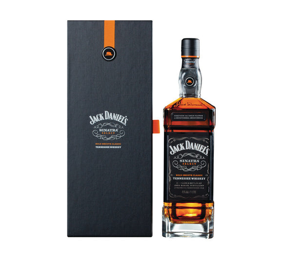 JACK DANIEL'S Sinatra Select Bold Smooth Classic Tennessee Whiskey in Gift Box (1 x 1L)