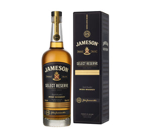 JAMESON Select Reserve Irish Whiskey (1 x 750ml)