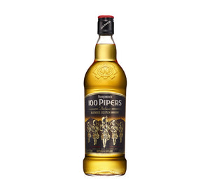 100 PIPERS Scotch Whisky (1 x 750ml)
