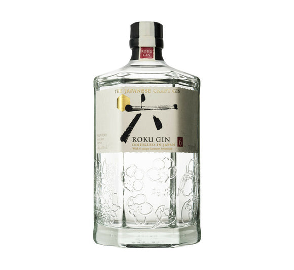 ROKU Japanese Gin (1 x 750ml)