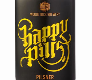 WOOODSTOCK - Happy Pills - 330ml