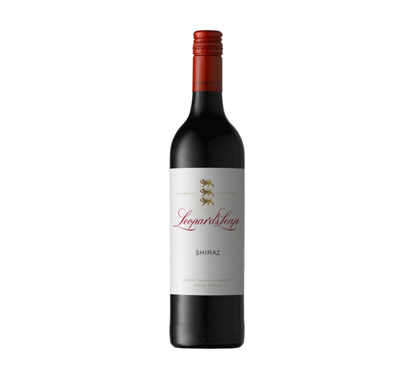 LEOPARD'S LEAP Shiraz (1 x 750ml)