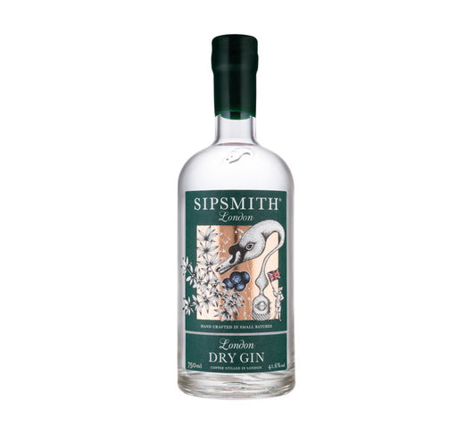 SIPSMITH London Dry Gin (1 x 750ml)