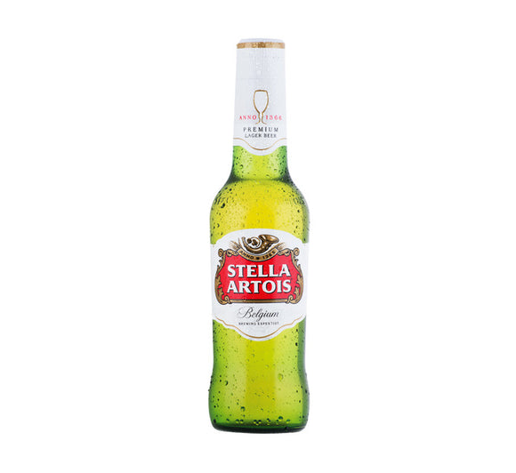 STELLA ARTOIS Imported Beer NRB - 330ml