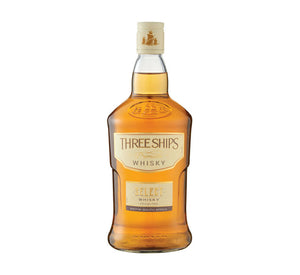 THREE SHIPS Whisky (1 x 750ml)
