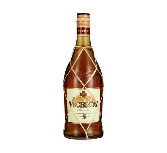 VICEROY 5yo Brandy (1 x 750ml)