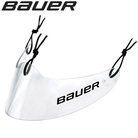 Bauer GTP Lexan Throat Guard