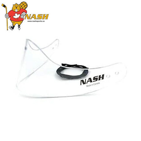 Nash V-Style Extra Thick Lexan Throat Guard