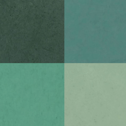 Green Sanded Grout Variety Pack - 4 Colors
