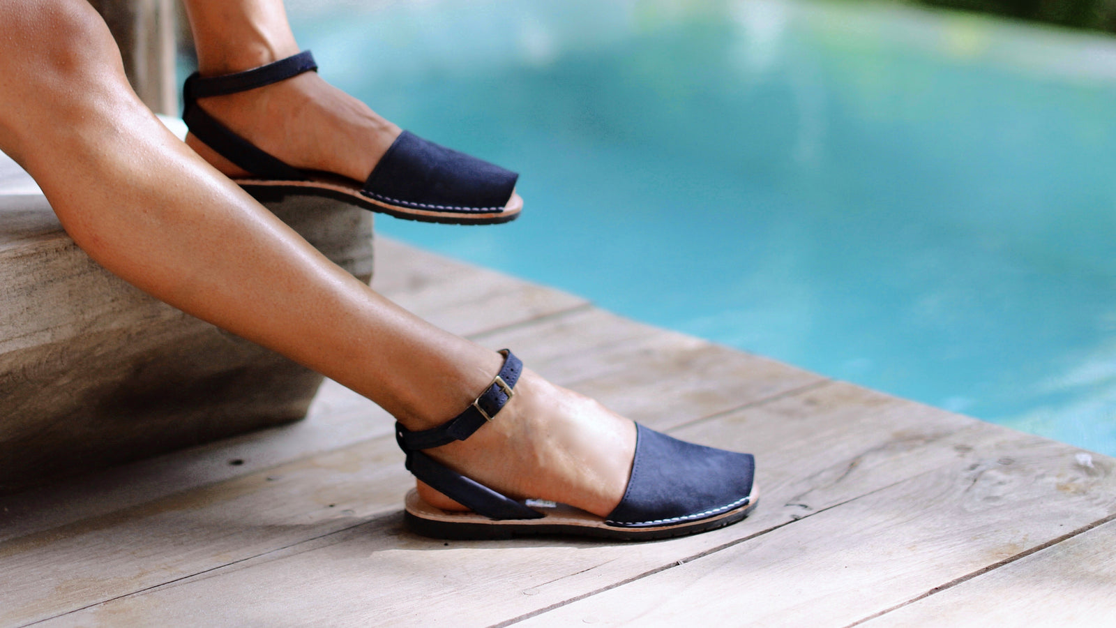 e26f352663d Spanish sandals with ankle strap