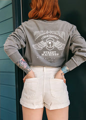Tobacco Cord Dusters Shorts <br> <b> Select sizes back in stock Friday! </b>