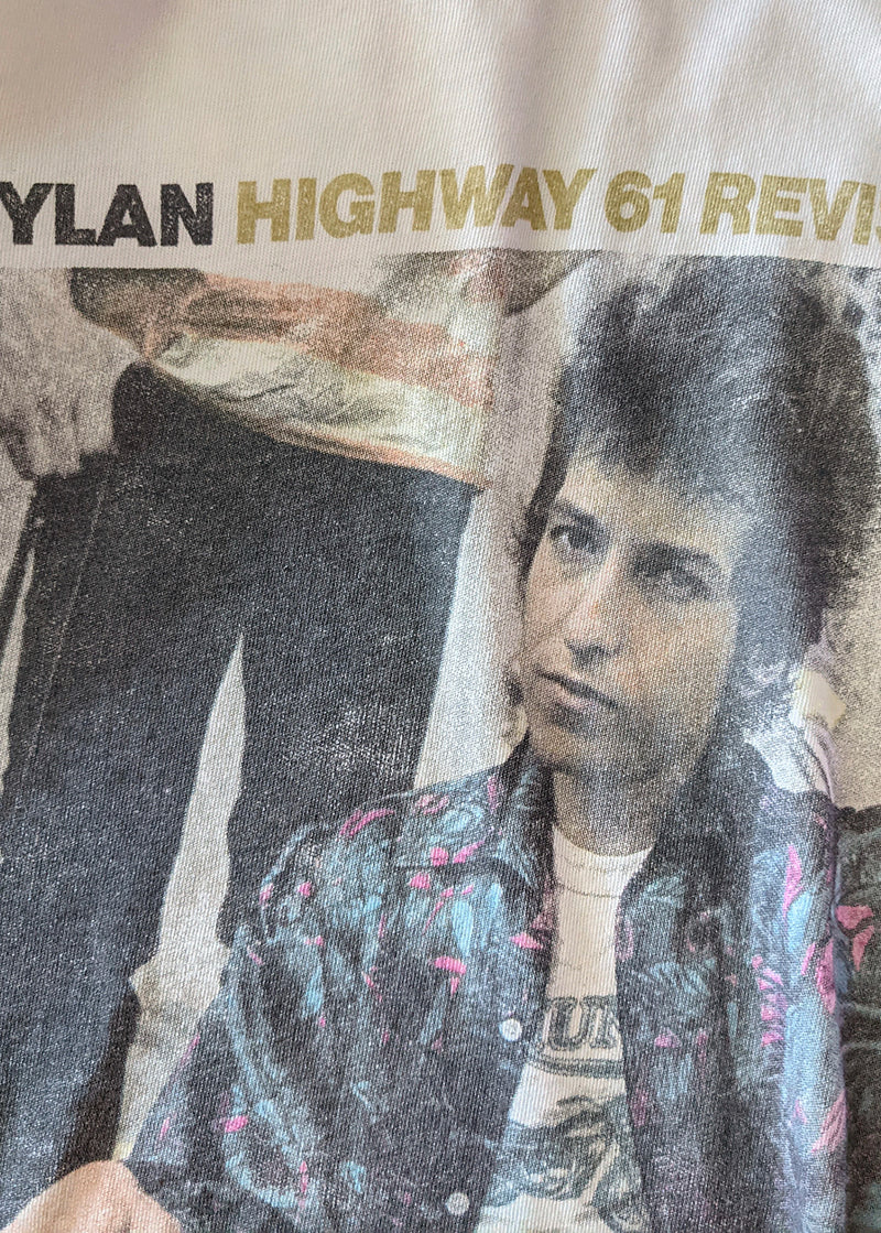 Bob Dylan Highway 61 Long Sleeve Tee
