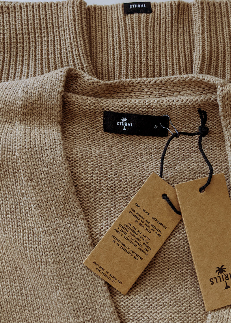 Pennyroyal Courtney Grandpa Cardigan