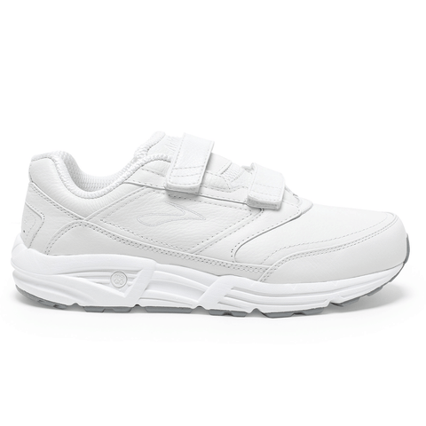 Brooks Addiction Walker V-Strap Womens | White