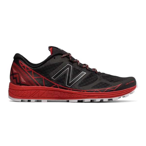 New Balance Mens Vazee Summit Trail | Black/Red