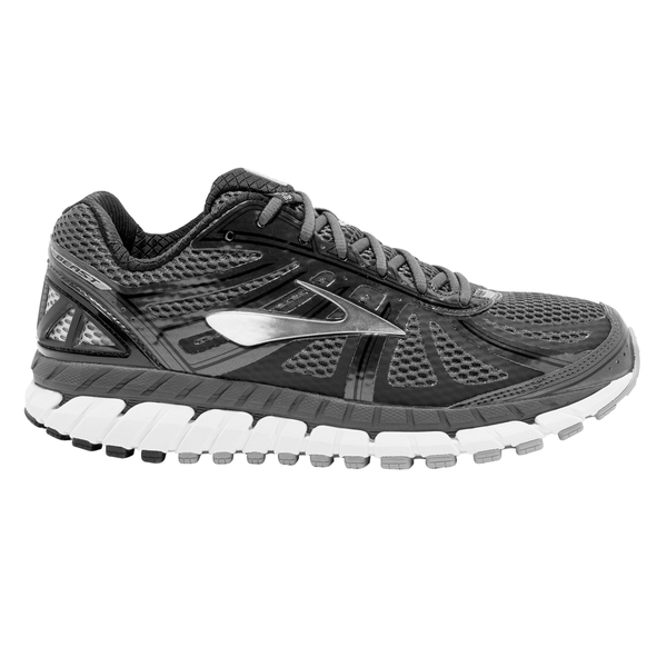 Brooks Mens Beast 16 | Black | Wide