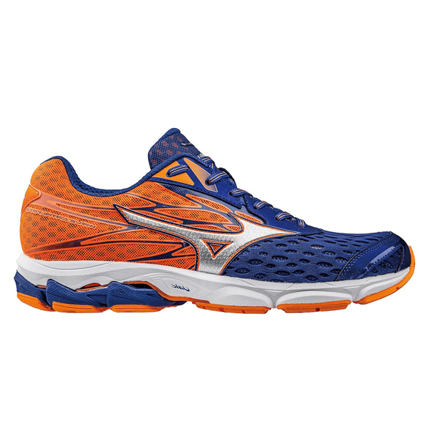 Mizuno Wave Catalyst 2 | Blue/Orange