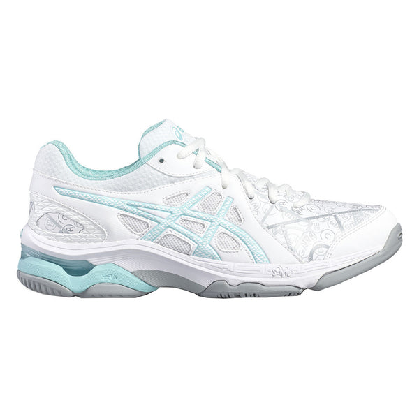 Asics Gel-Academy 7 Womens Netball Shoe | White