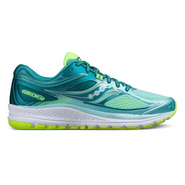 Saucony Guide 10 Womens | Teal