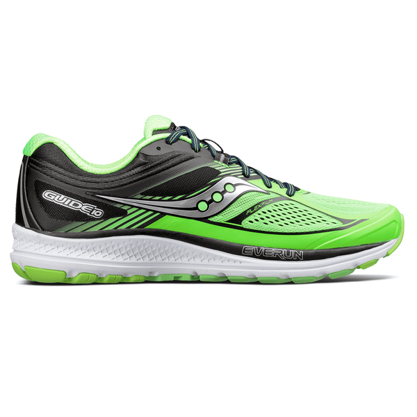 Saucony Guide 10 Mens | Slime