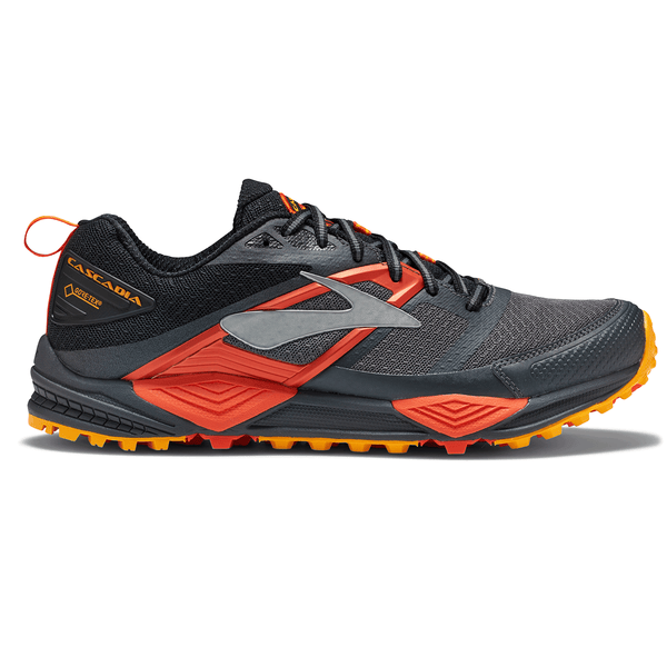 Brooks Cascadia 12 GTX Mens | Grey