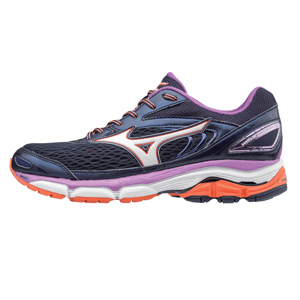Mizuno Wave Inspire 13 Womens | Navy