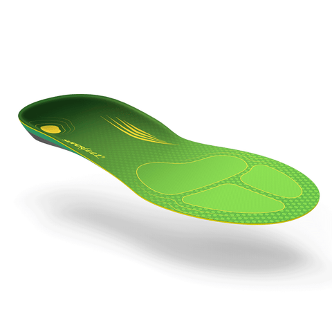 Superfeet Run Comfort Max Insoles | Green