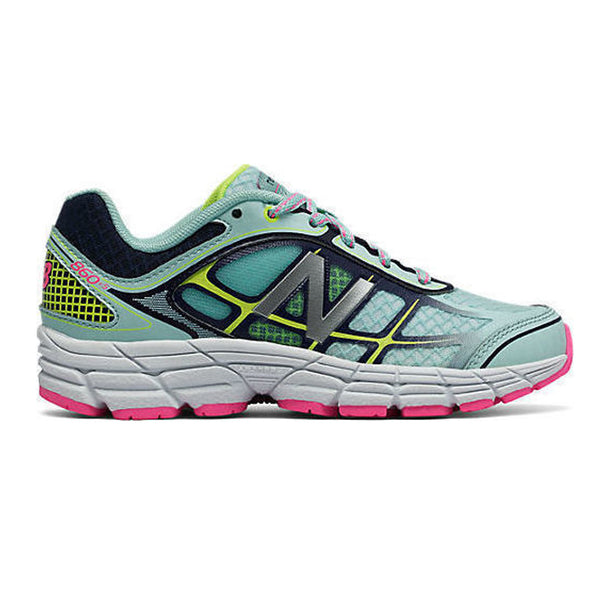 New Balance Girls 860v5 (kj860ody) | Reef/Pink