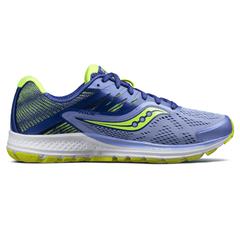 Saucony Ride 10 Womens | Purple