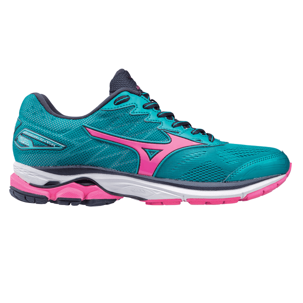 Mizuno Wave Rider 20 Womens | Green