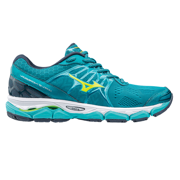 Mizuno Wave Horizon Womens | Green