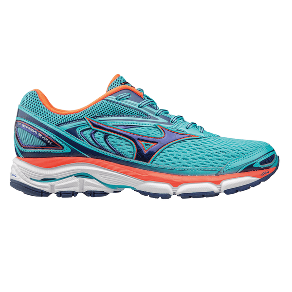 Mizuno Wave Inspire 13 Womens | Blue