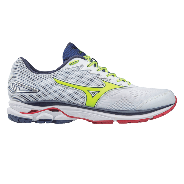 Mizuno Wave Rider 20 Mens | White