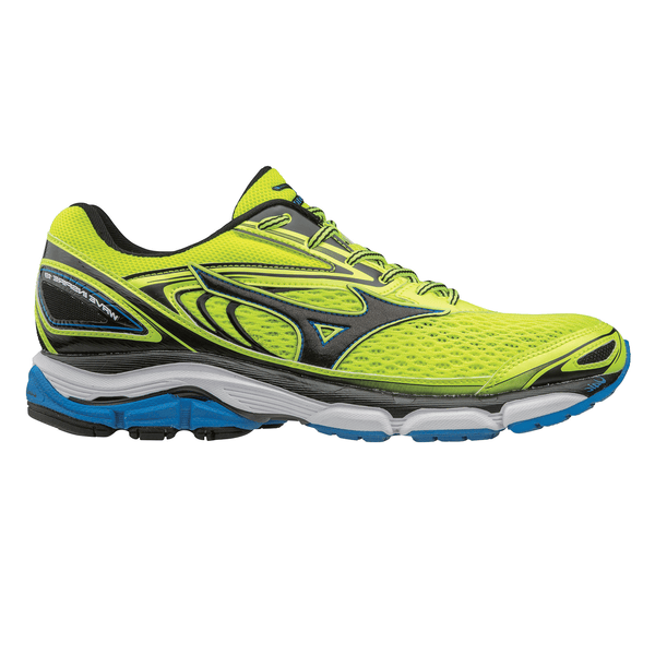 Mizuno Wave Inspire 13 Mens | Yellow