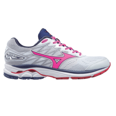 Mizuno Wave Rider 20 Womens | White