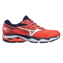 Mizuno Wave Ultima 9 Womens | Red