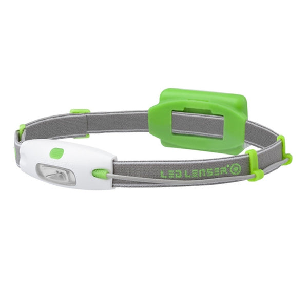 Led Lenser Neo Head Lamp Green