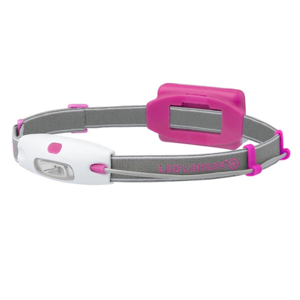 LED Lenser Neo Head Lamp | Pink