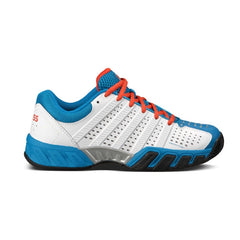 K-Swiss Bigshot Light 2.5 Junior | White/Blue
