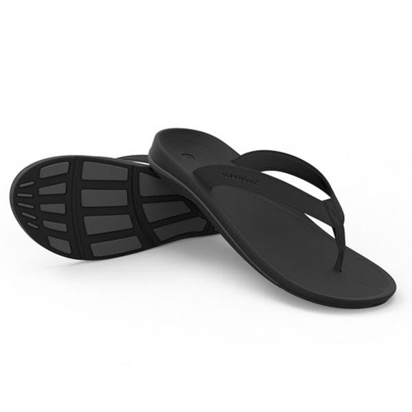 Superfeet OUTSIDE Sandals | Iron Black | Mens