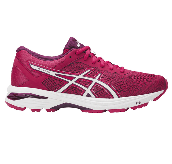 Asics GT-1000 6 Womens | Cosmo Pink/White