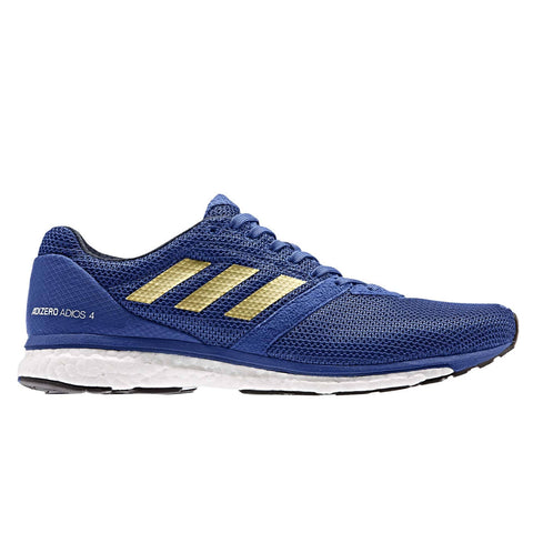 Adidas Adizero Adios 4 Mens | Royal/navy