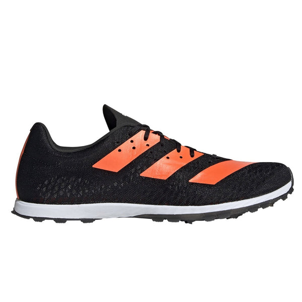 Adidas adiZero XCS Mens | Black/Orange