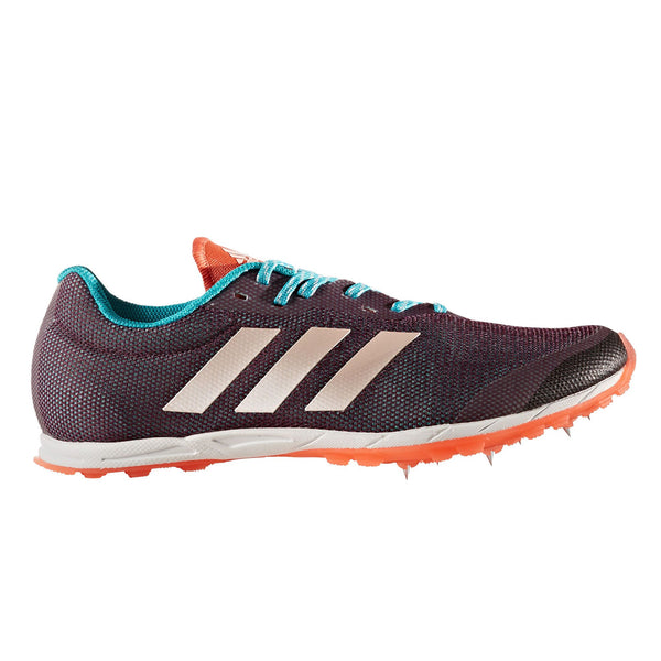 Adidas XCS Womens Running Spikes | Red