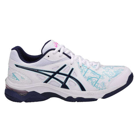 Asics Gel Netburner Academy 7 Netball Shoes | White